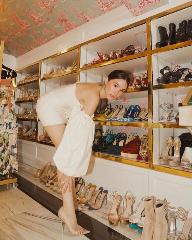 Heart Evangelista's High Heels, Shoe Collection