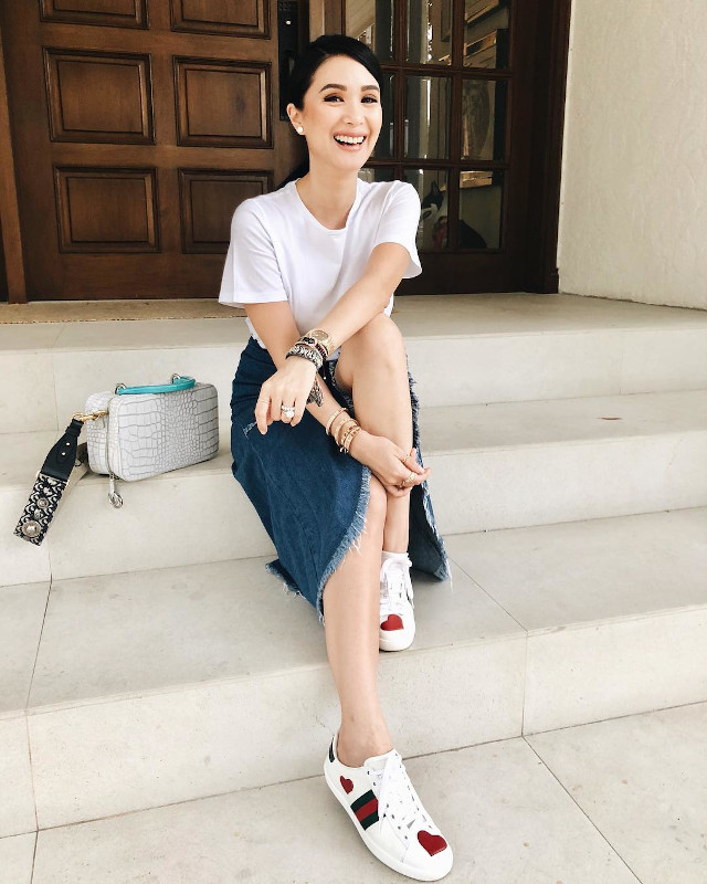 Heart Evangelista: Sneaker Outfits