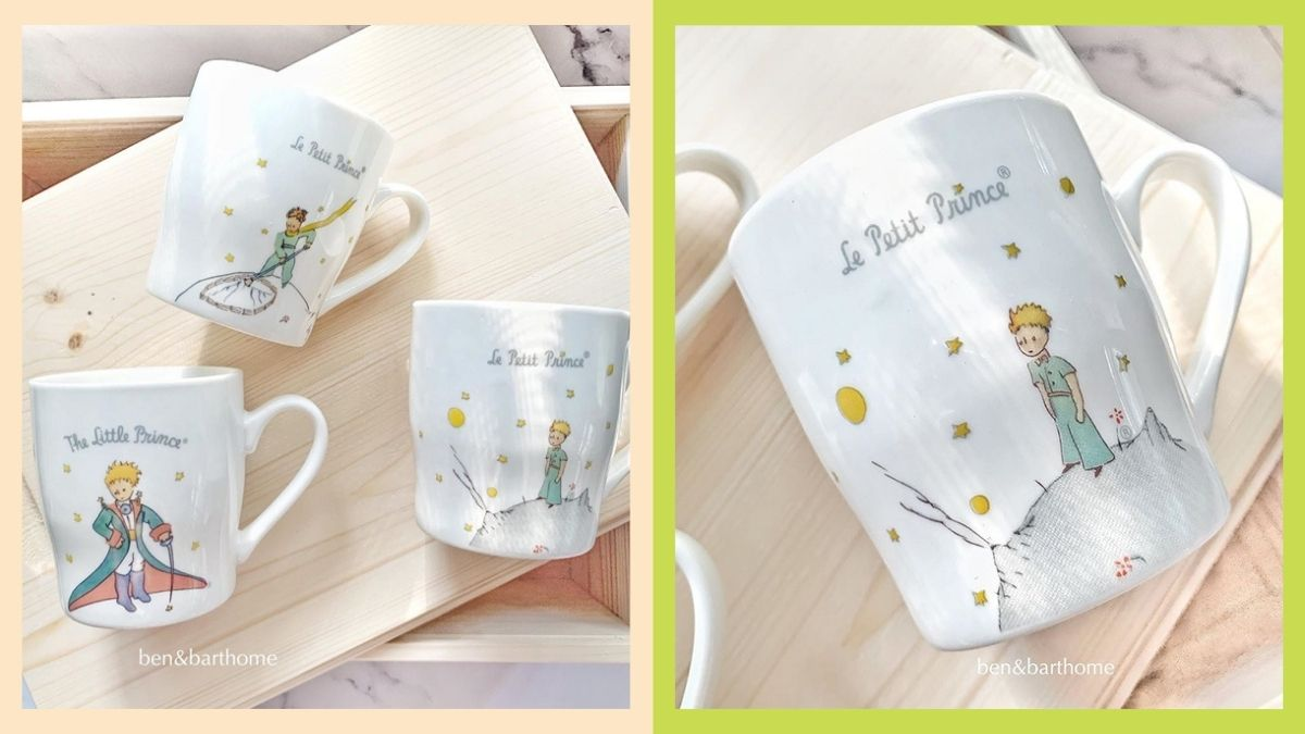 Ben & Bart Home The Little Prince Mug Collection