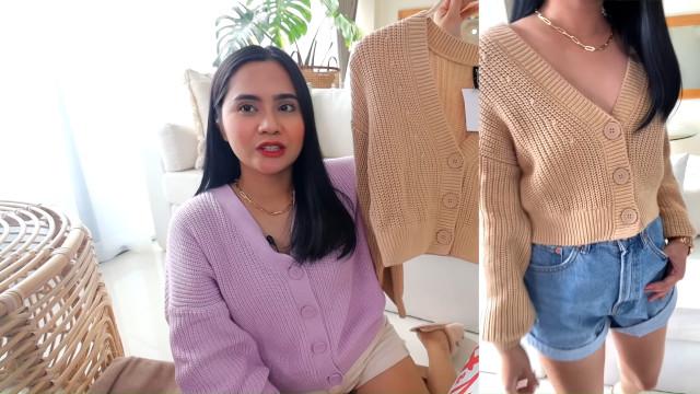 Anna Cay's Comfy Basics Fashion Haul