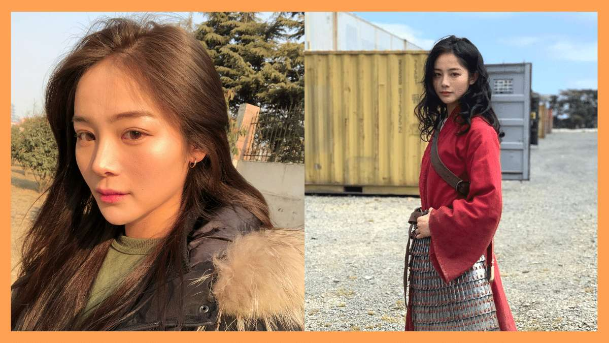 Photos Of Mulan Star S Stunt Double Goes Viral After Netizens Get Captured By Her Beauty Glbnews Com