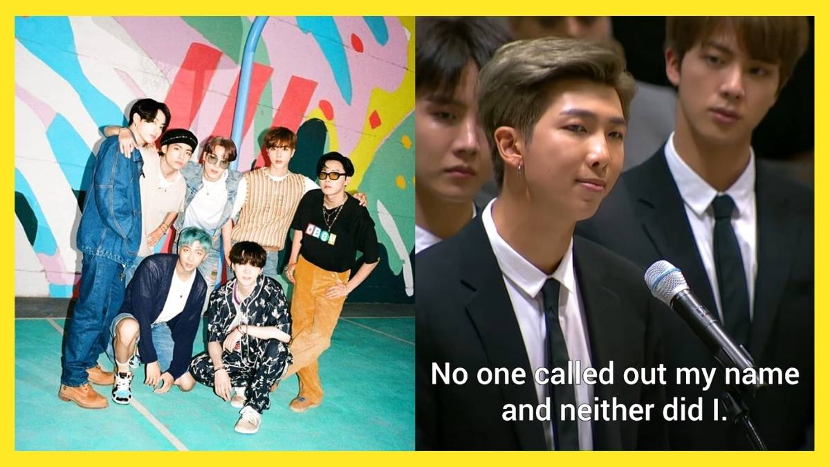 BTS to speak at UN General Assembly