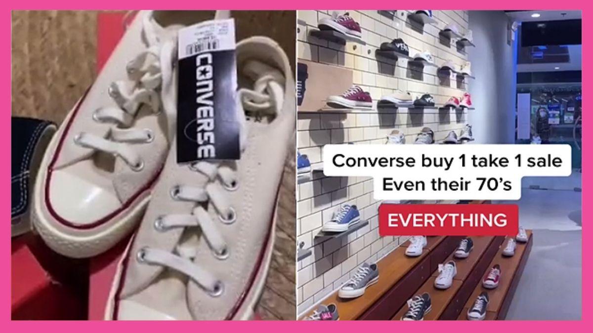 Converse Galleria Sale