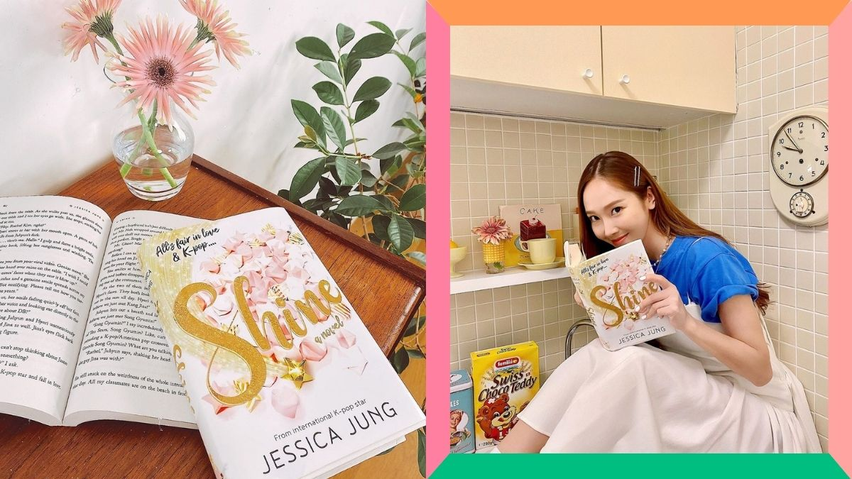 Facts About Jessica Jung's Debut YA Novel, 'Shine'