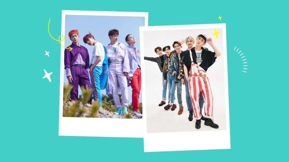 A guide to members fo K-pop boy group SHINee: Onew, Jonghyun, Key, Minho, and Taemin