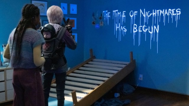 A BABYSITTER'S GUIDE TO MONSTER HUNTING/NETFLIX