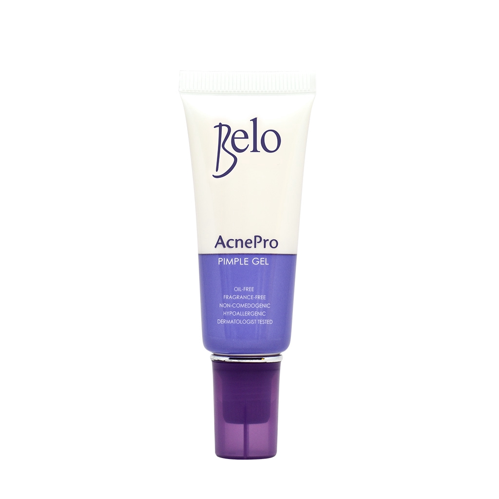 Best Treatment For Acne On The Cheeks: Belo AcnePro Pimple Gel
