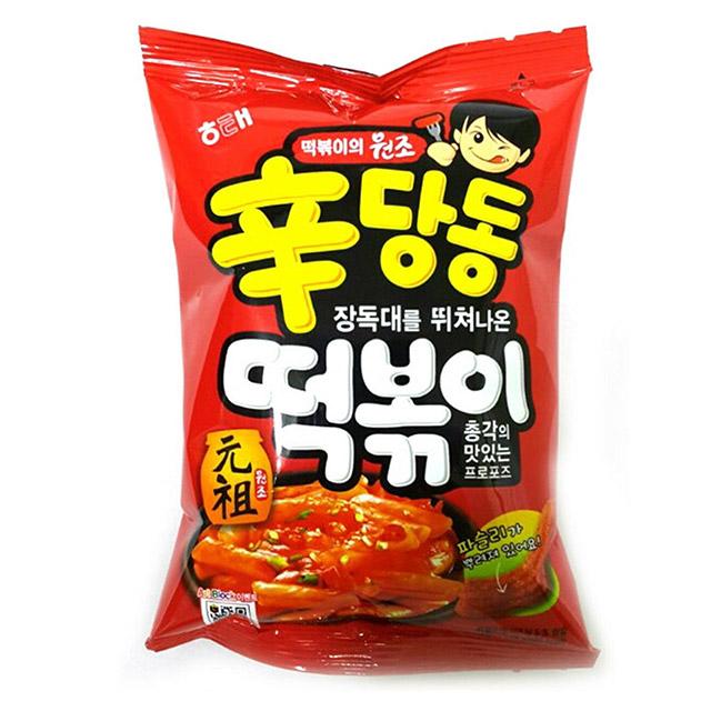Sindangdong tteokbokki chips