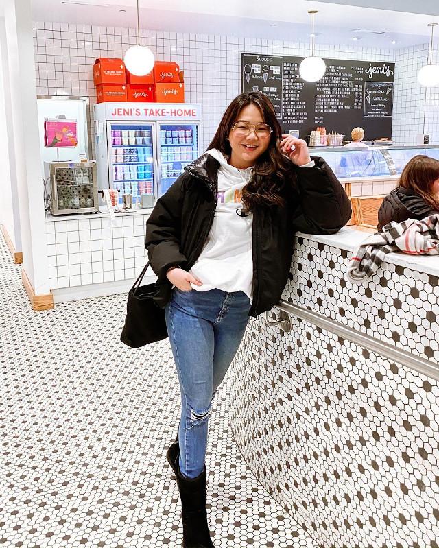 How To Wear Hoodies - Ashley Sandrine Yap
