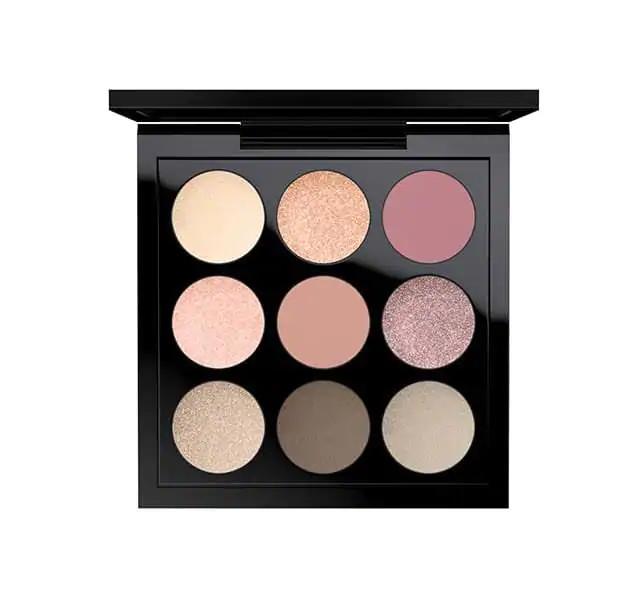 Simple Eye Makeup: Neutral Eyeshadow Palette