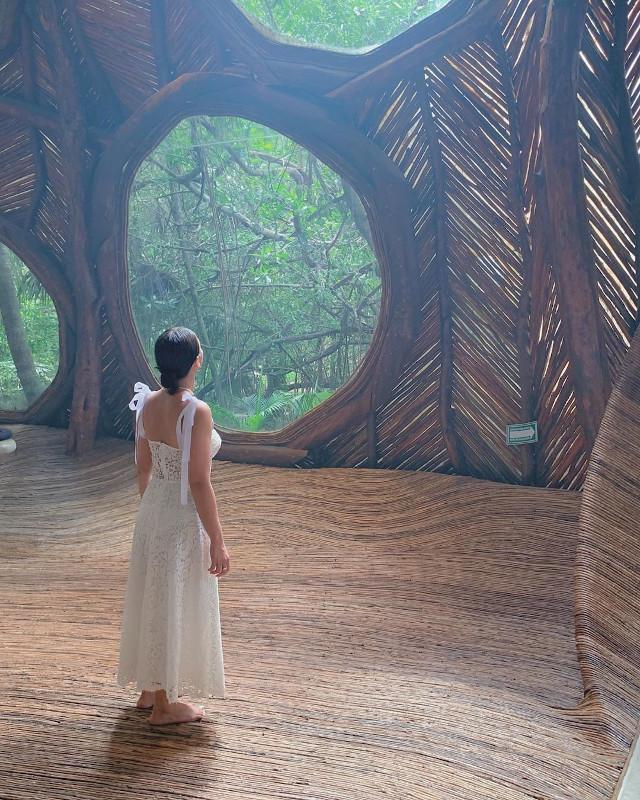 Maja Salvador - White Outfit Ideas