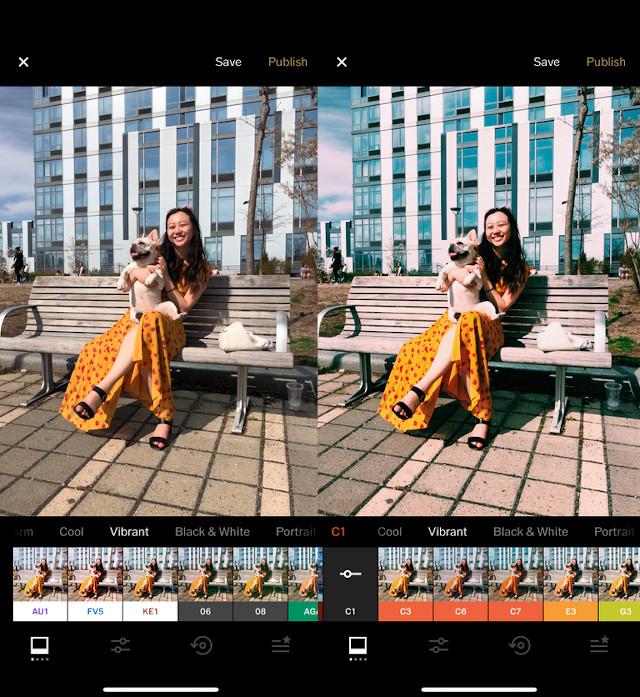 How To Take Bomb Photos - Use VSCO C1 Filter