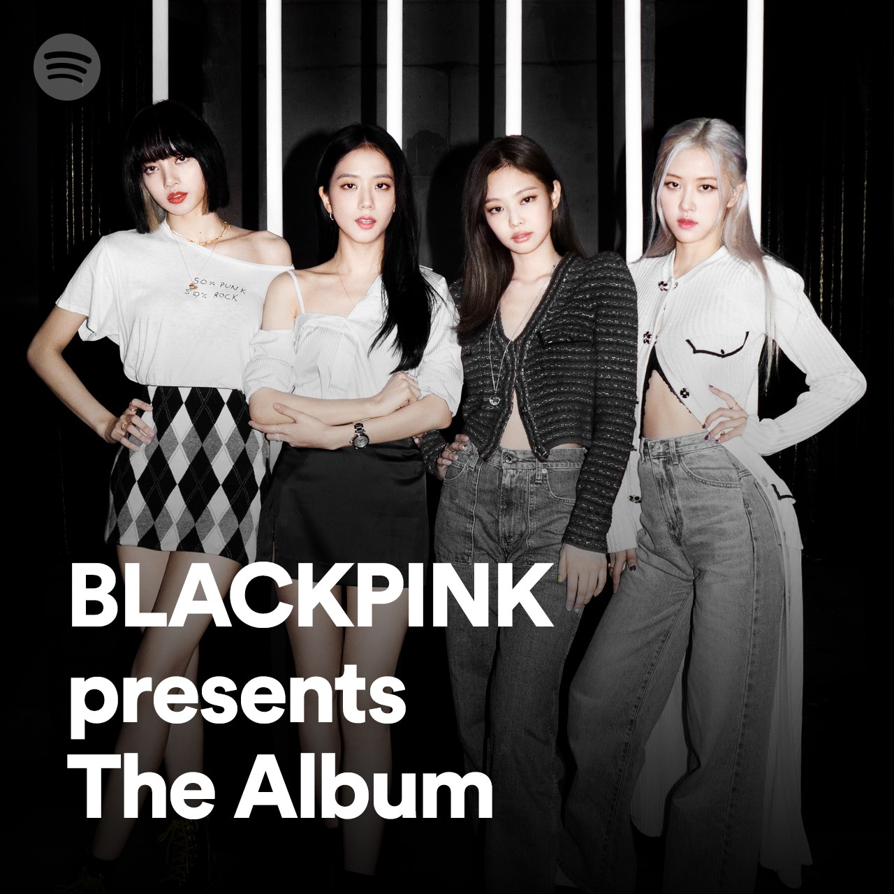 BLACKPINK's Spotify recommendations