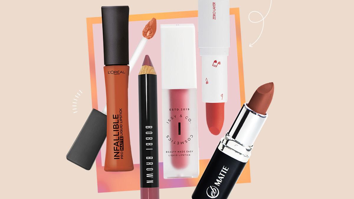 Best Matte Lipsticks