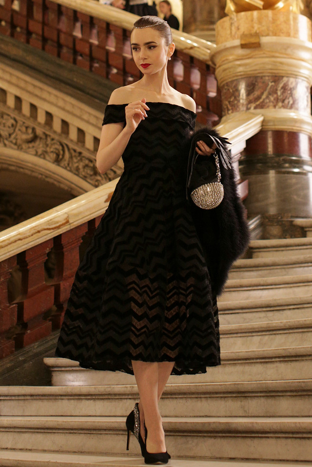 Emily In Paris: Best Fashion Moments