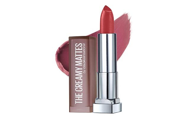 Best Matte Lipsticks: Maybelline Matte Lipstick in Touch of Spice