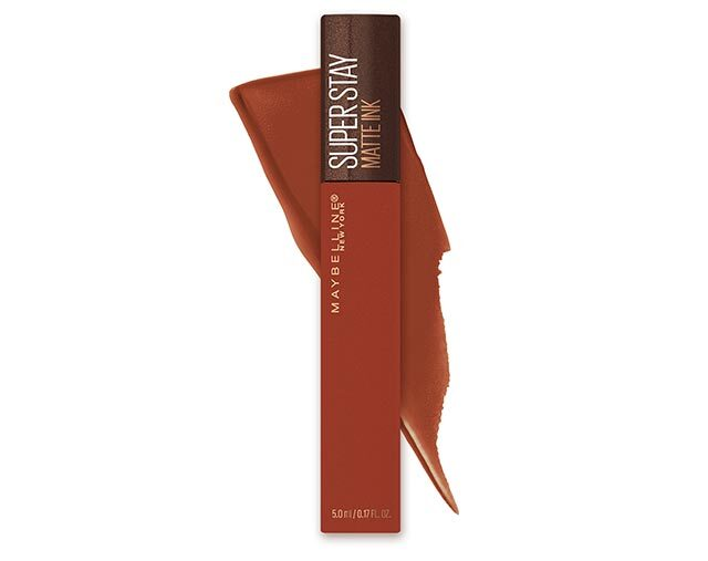 Best Matte Lipsticks: Maybelline Superstay Matte Ink Coffee Edition in Cocoa Connoisseur