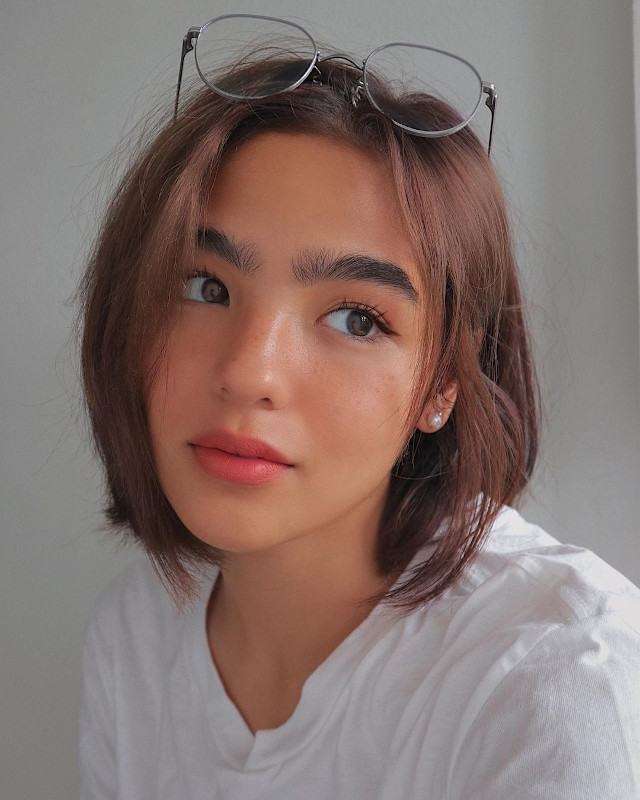 Short Hair Inspiration: Andrea Brillantes