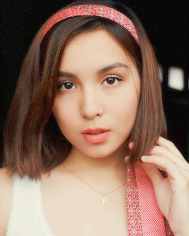 Short Hair Inspiration: Kyline Alcantara