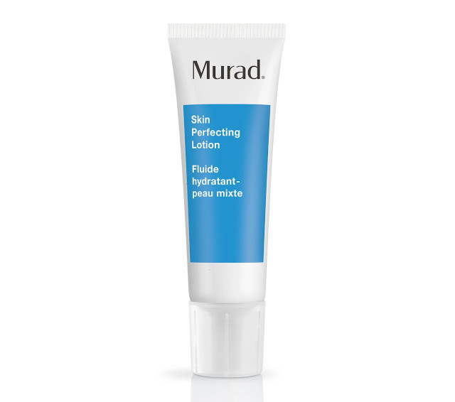 Acne Scar Remedy and Treatment: Murad Skin Perfecting Lotion