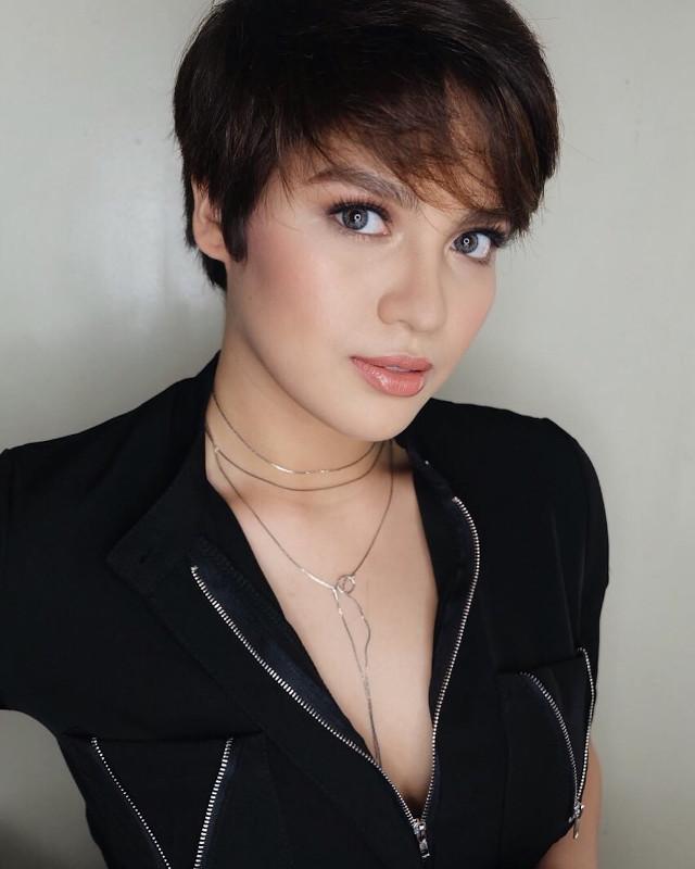 Best Celebrity Short Hair Transformation: Jane Oineza's Pixie Cut