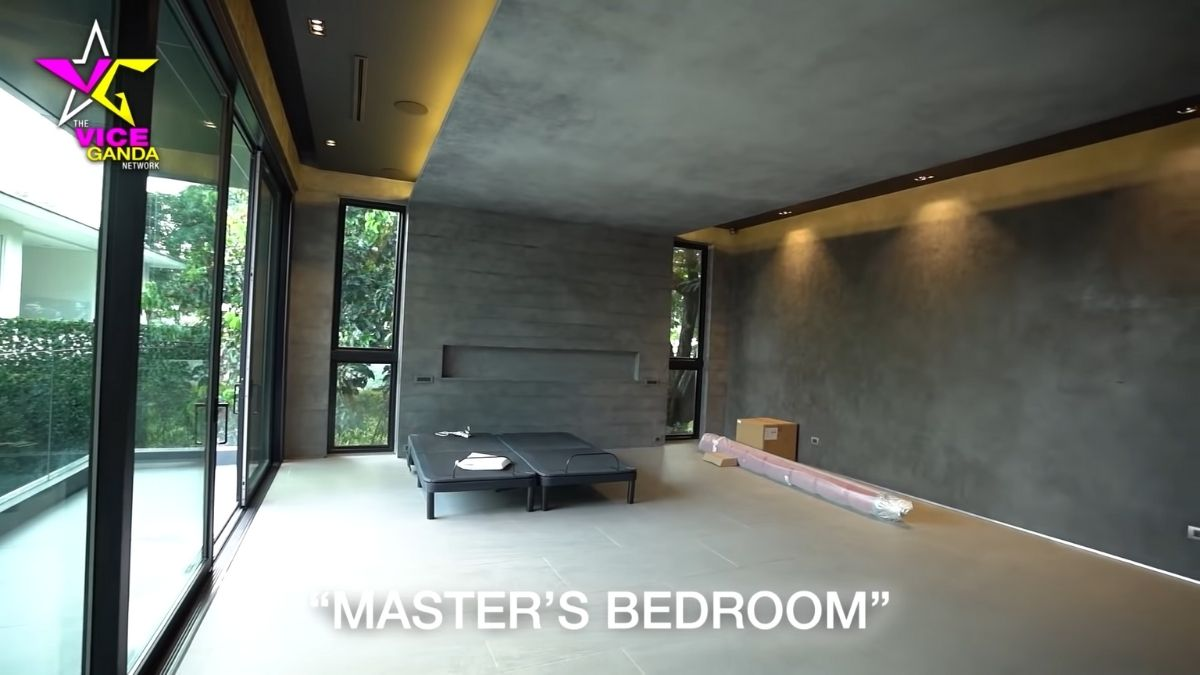 Vice Ganda house tour: bedroom
