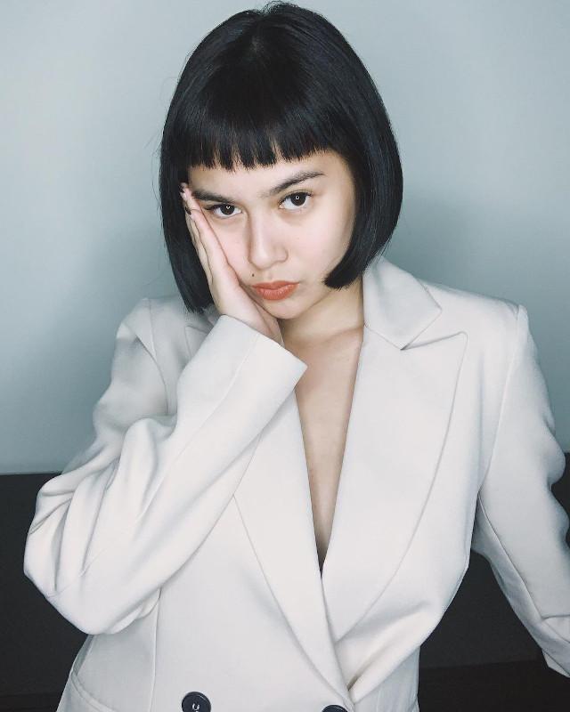 Best Celebrity Short Hair Transformation: Yen Santos' Micro Bangs and Bob Haircut