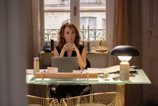 Emily In Paris, Netflix, Philippine Leroy-Beaulieu