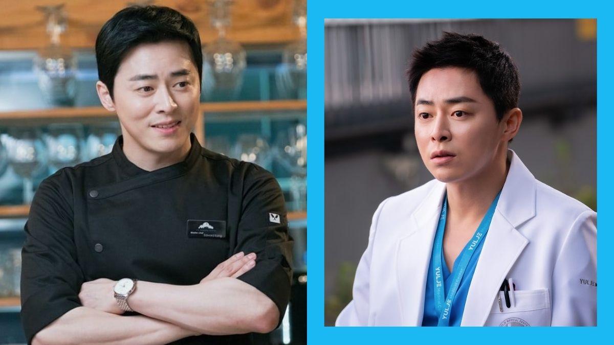 Jo Jung Suk's K-dramas