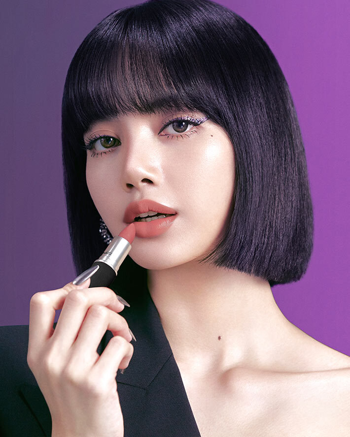Lisa Manoban Is The Newest Endorser Of MAC Cosmetics