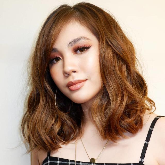 Lob Hairstyle: Janella Salvador