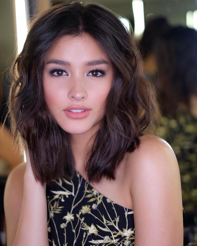 Lob Hairstyle: Liza Soberano