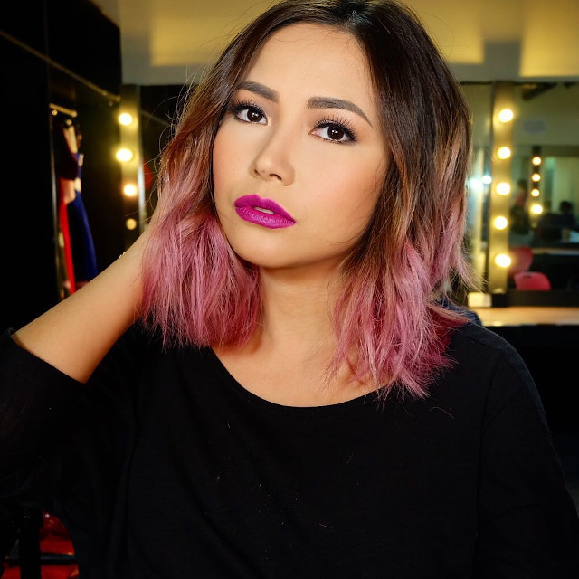 Lob Hairstyle: Yeng Constantino
