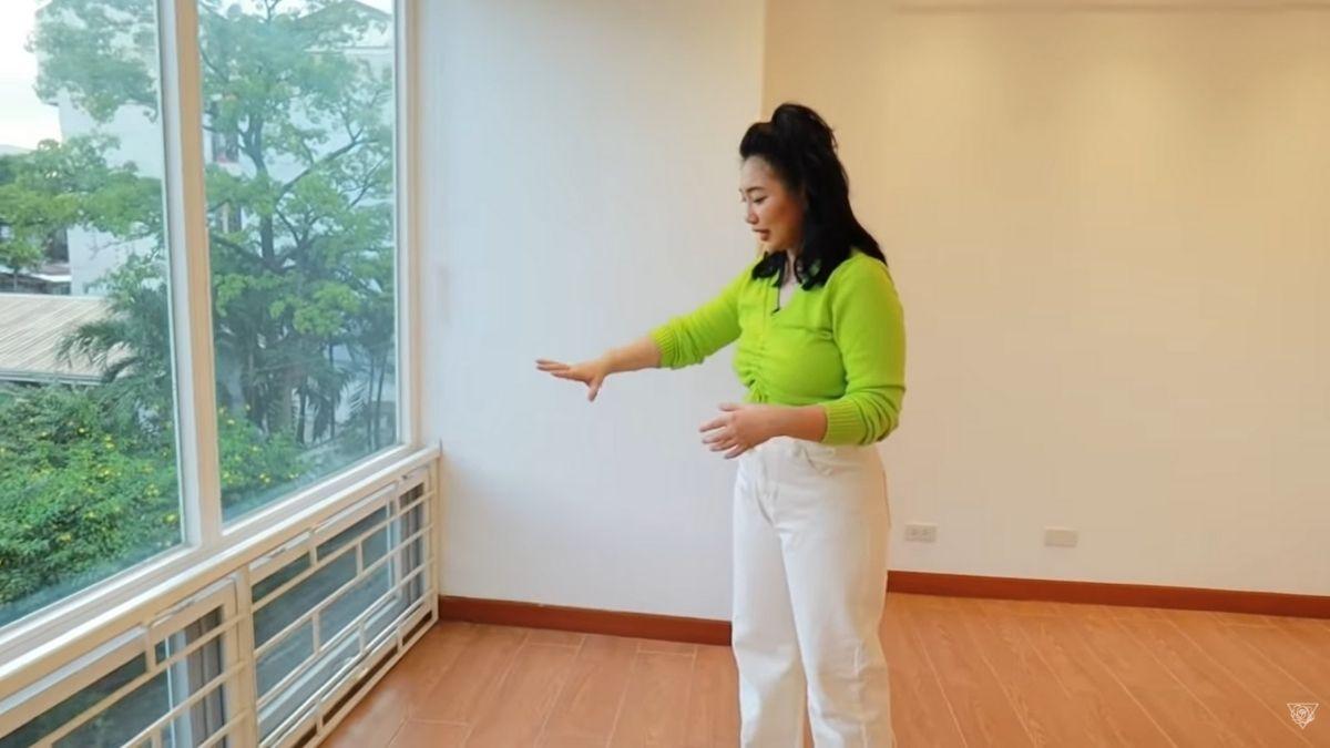 Raiza Contawi's empty house tour