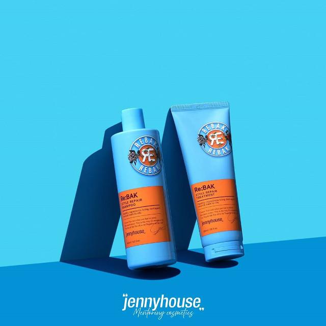 Son Ye Jin's Fave: Jennyhouse Re;Bak Hair Care
