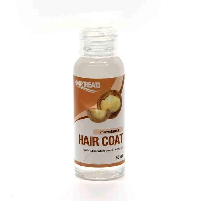 How To Repair Damaged Hair: Hair Treats Macadamia Hair Coat