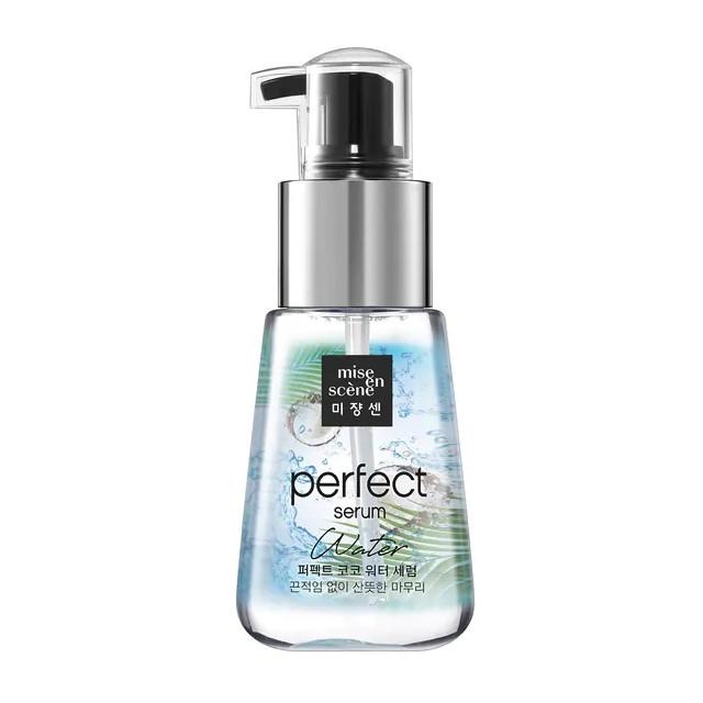 How To Repair Damaged Hair: Mise En Scene Perfect Coco Water Serum