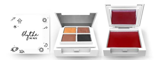 Best Blythe Cosmetics Makeup Product: Blythe Face Palette in Eclipse