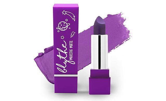 Best Blythe Cosmetics Makeup Product: Blythe Majestic Matte Lipstick in Vixen