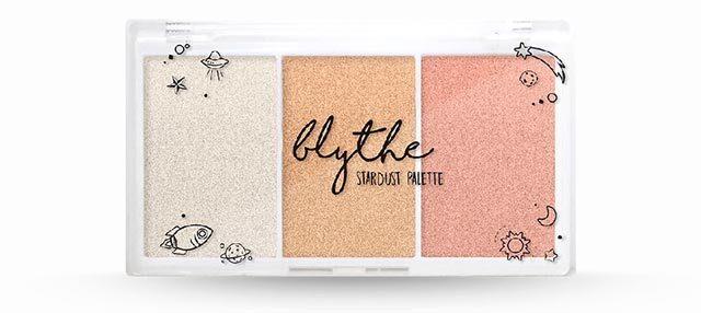 Best Blythe Cosmetics Makeup Product: Blythe Stardust Palette