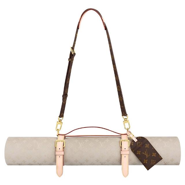 Louis Vuitton Yoga Mat Holiday 2020