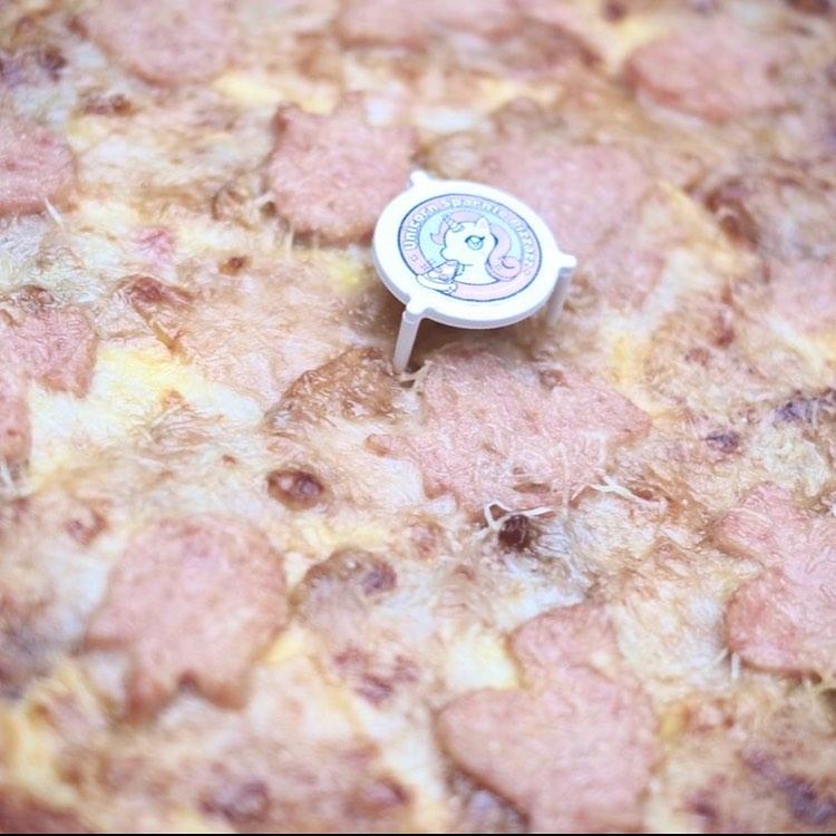 Unicorn Sparkle Pizzazz's Hawaiian Razzle Dazzle
