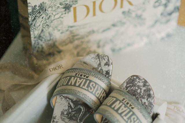 Sofia Andres' Dior Dway Slides