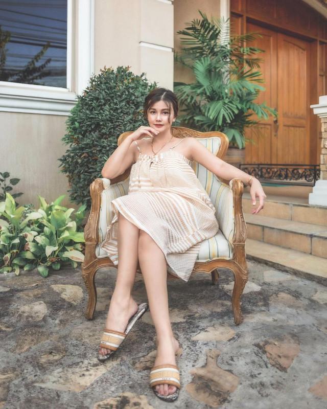 Vern Enciso wearing Dior Dway Slides