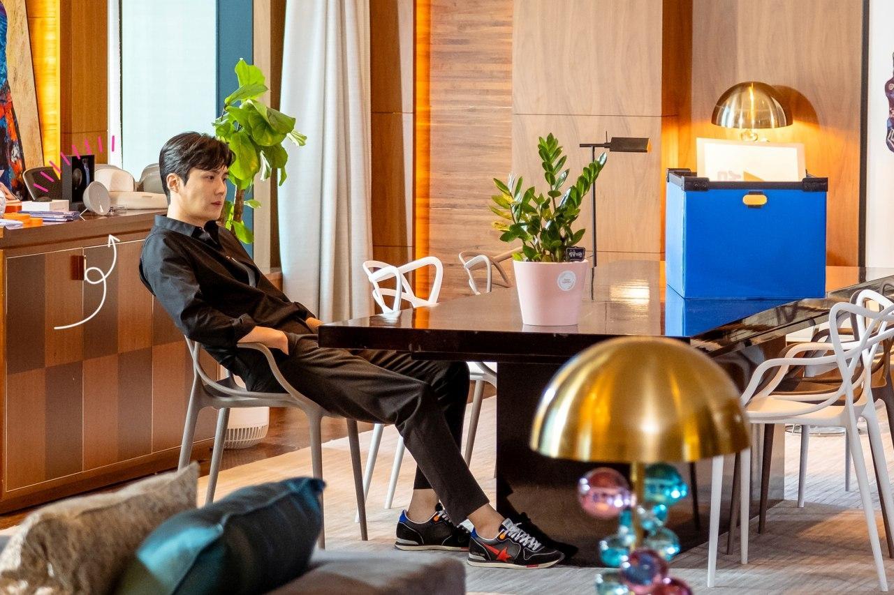 Start-Up Netflix Cameo Yeo Jin Goo
