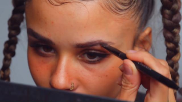 How To: Ariana Grande Eyebrows