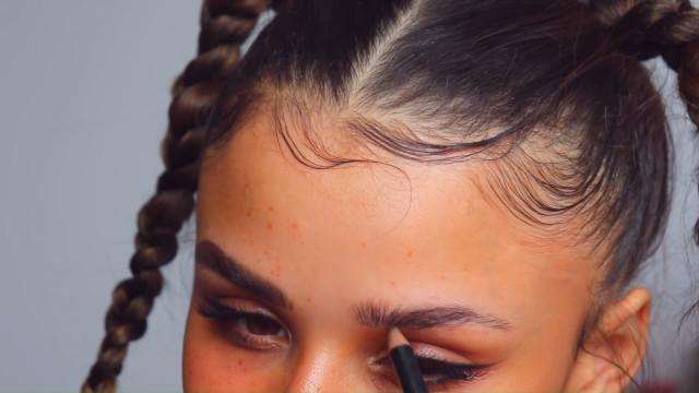 How To: Doja Cat Eyebrows