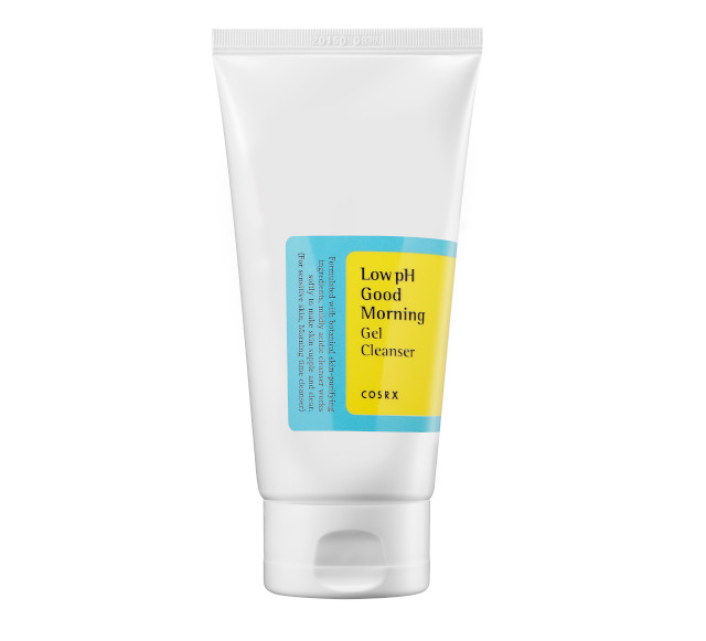 Best Cleanser for Skin: COSRx Low pH Good Morning Gel Cleanser
