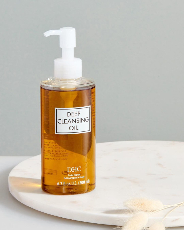 Best Cleanser for Skin: DHC Deep Cleansing Oil
