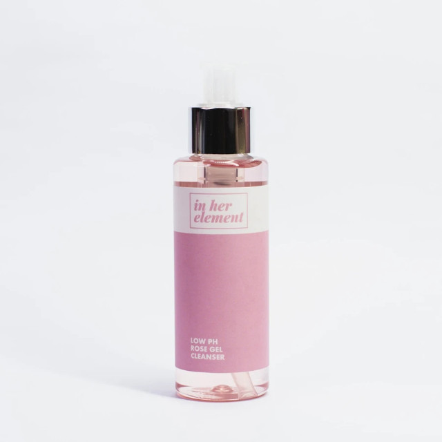 Best Cleanser for Skin: In Her Element Low pH Rose Gel Cleanser